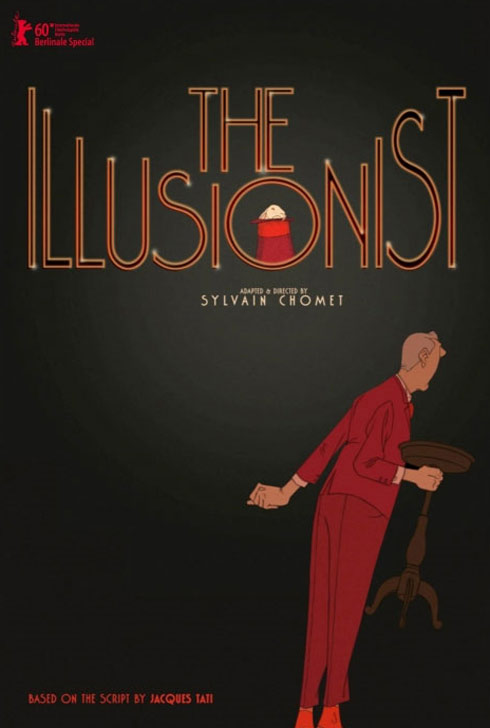 The Illusionist Poster #2