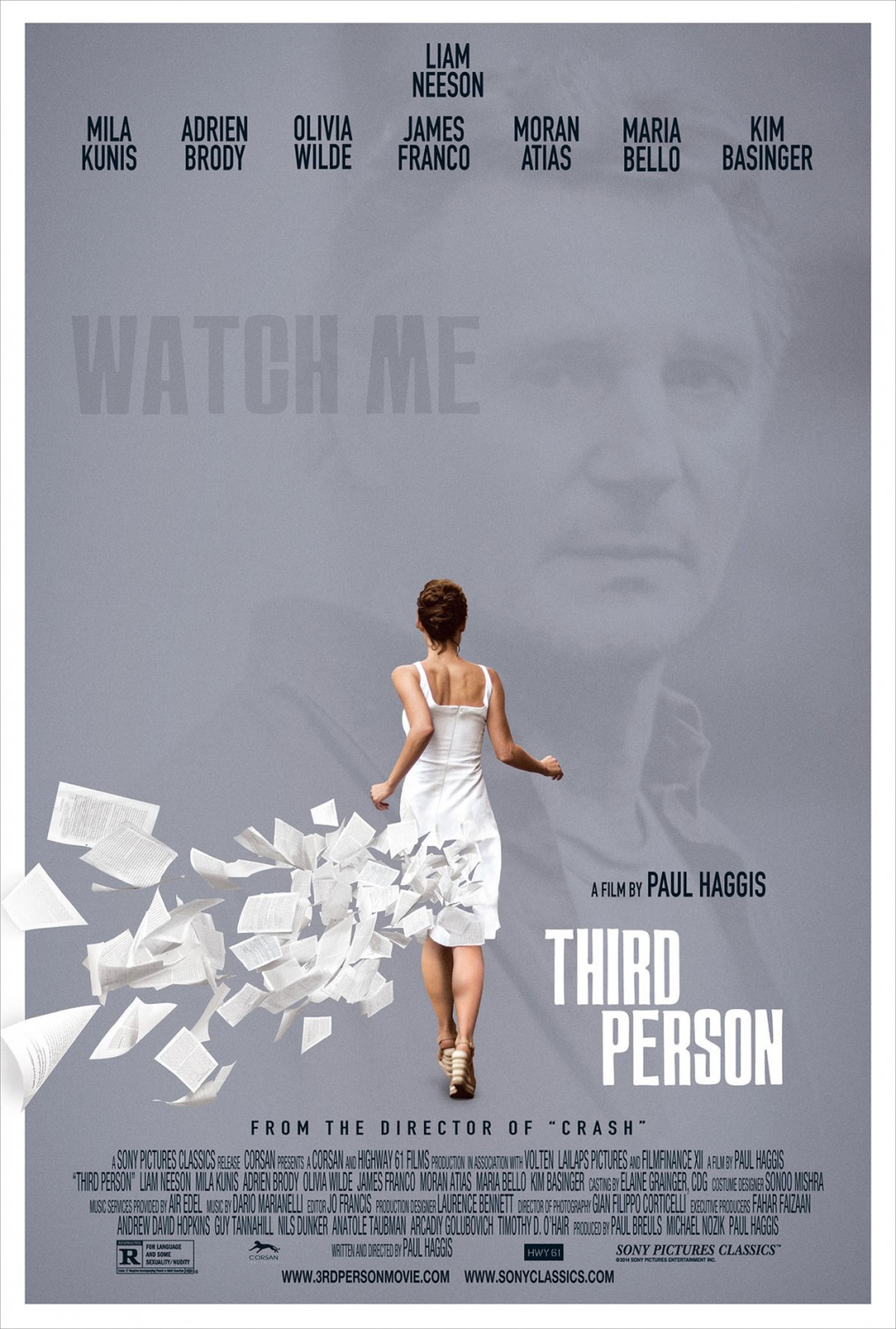 Third Person Poster #1