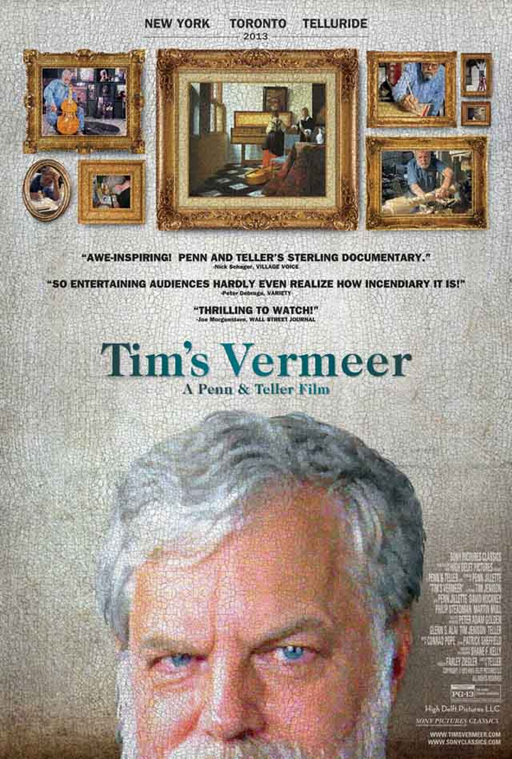 Tim's Vermeer Poster #1