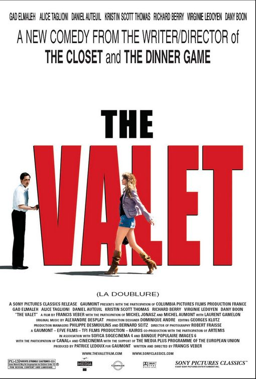The Valet Poster #1