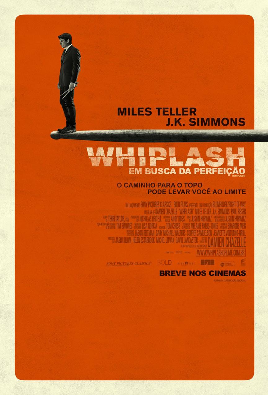 Whiplash Poster #2