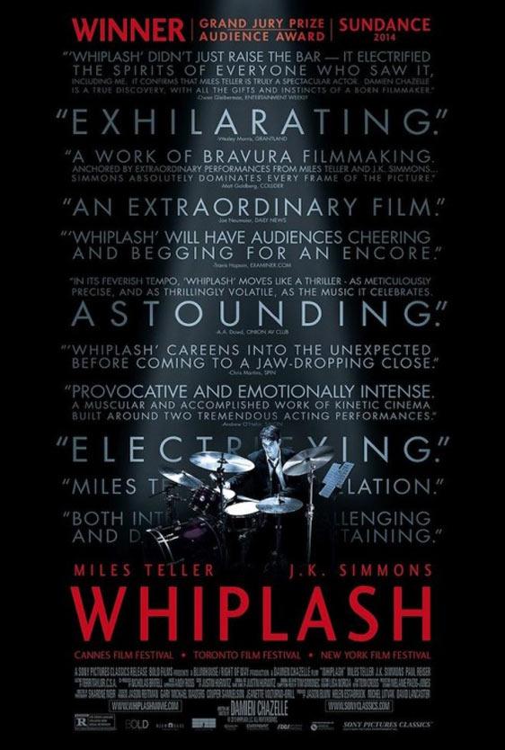 Whiplash Poster #1