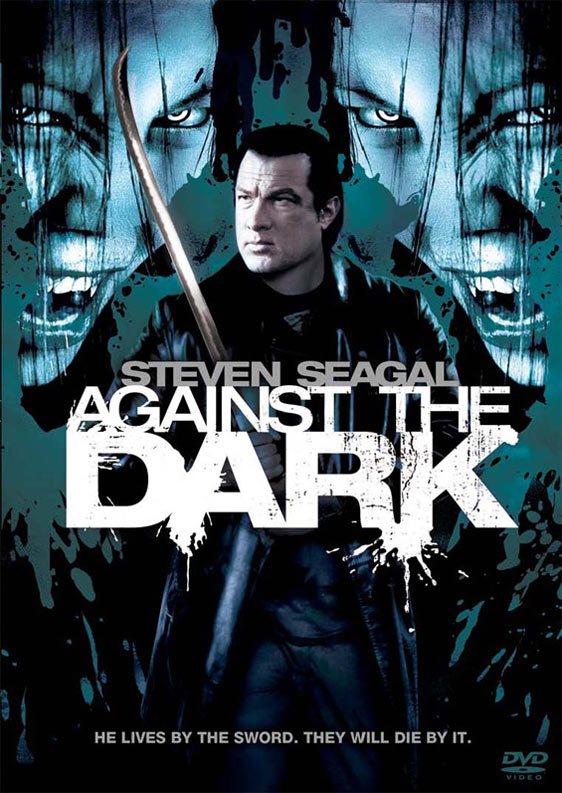 Against the Dark Poster #1
