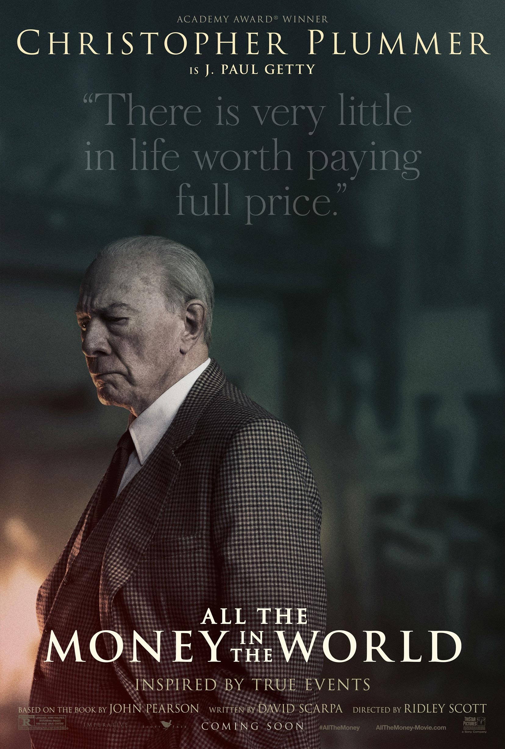 All the Money in the World Poster #3