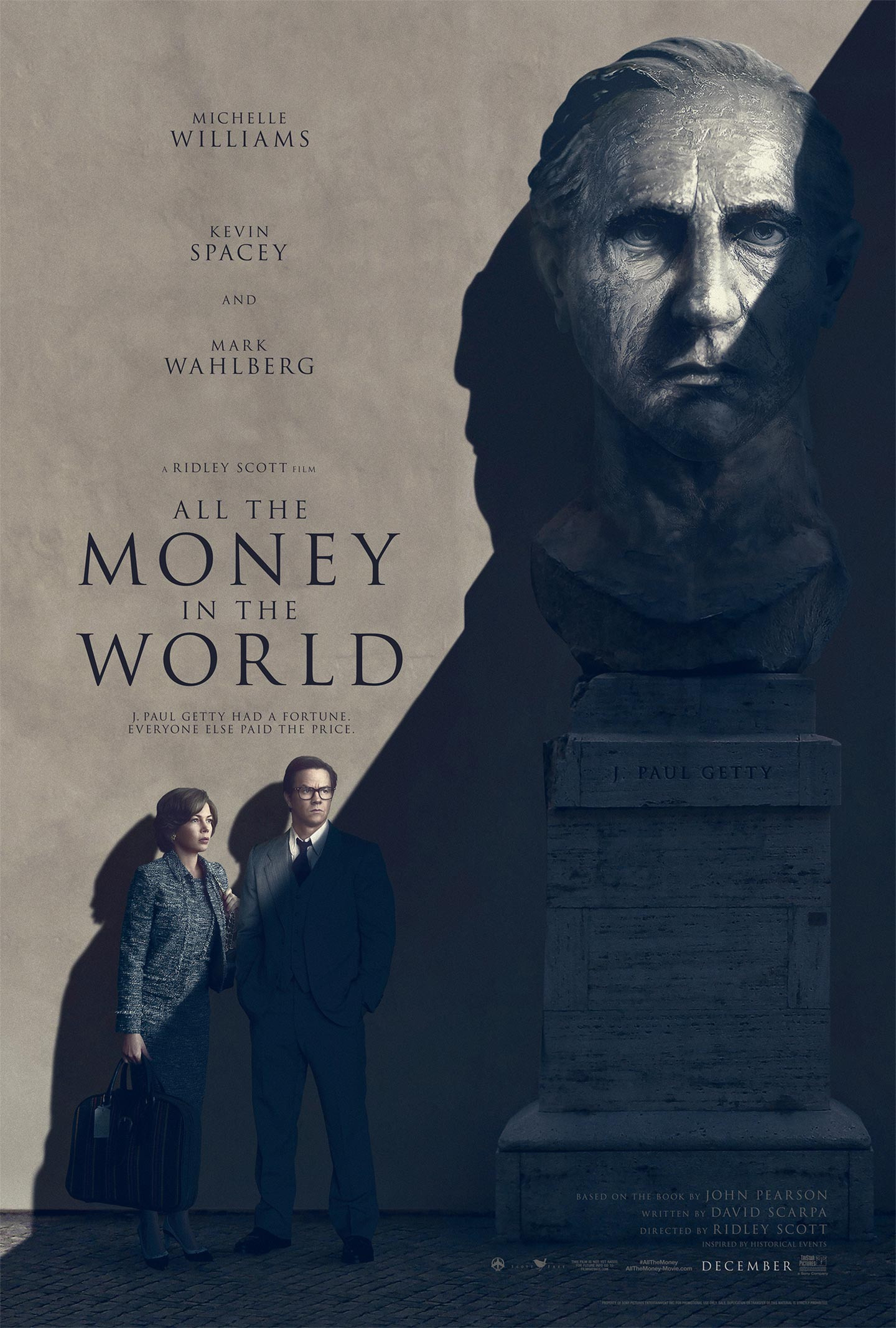 All the Money in the World Poster #1