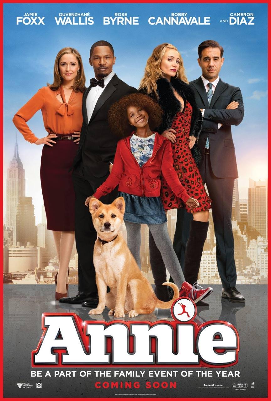 Annie Poster #2