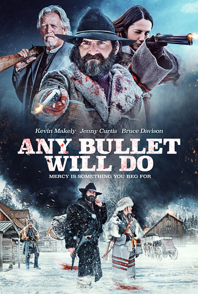 Any Bullet Will Do Poster #1