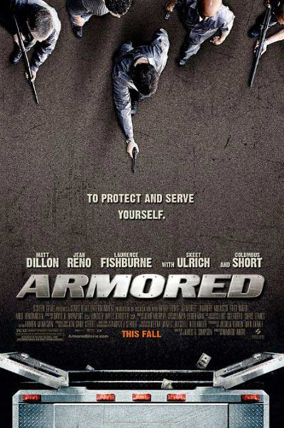 Armored Poster #1