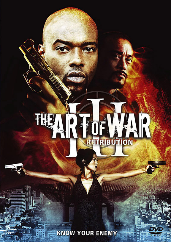 The Art of War III: Retribution Poster #1