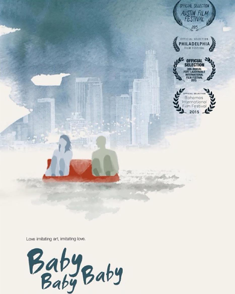 Baby, Baby, Baby Poster #1