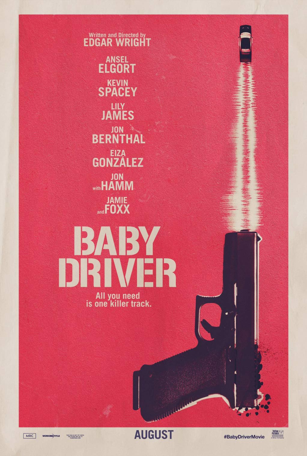 Baby Driver Poster #1