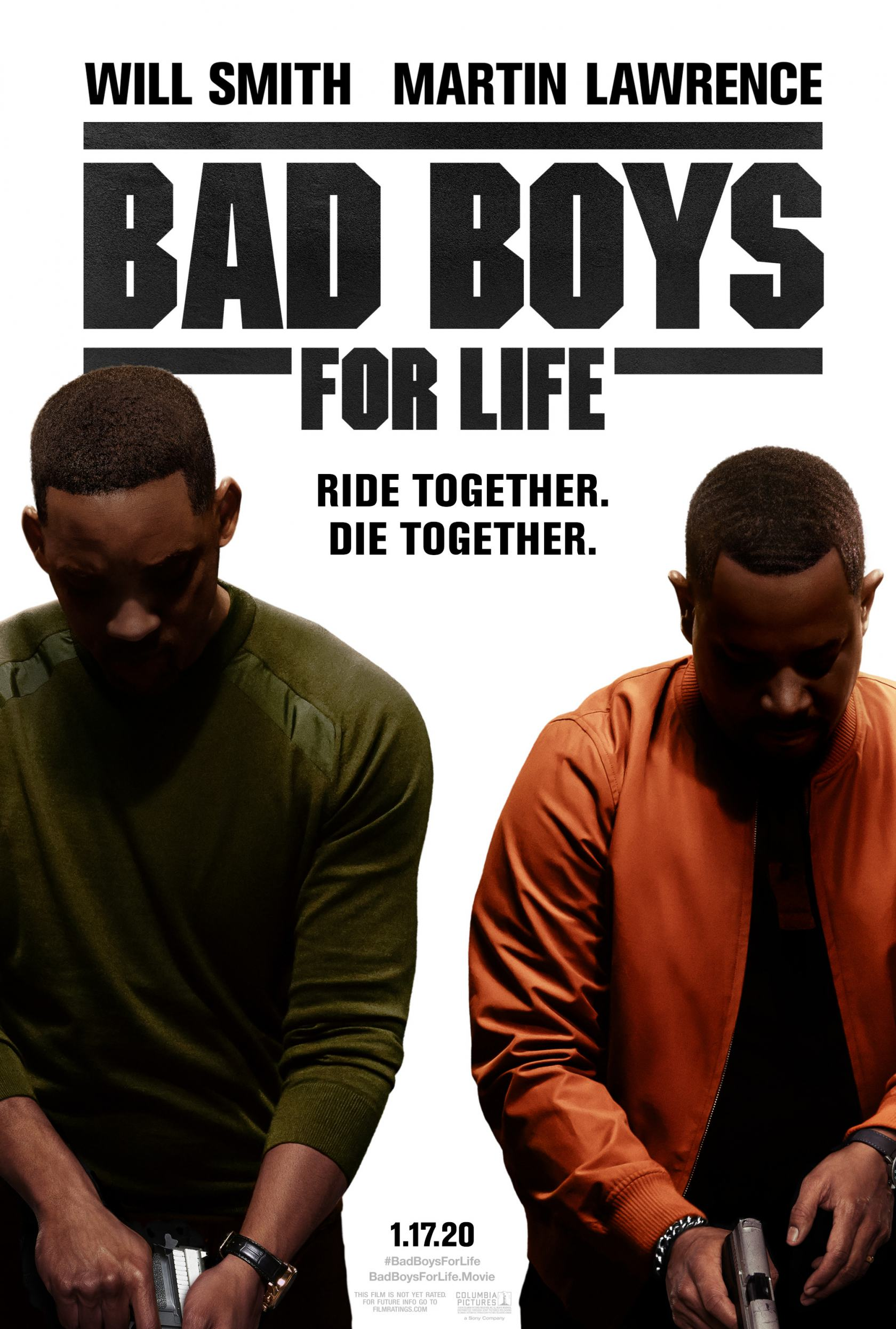Bad Boys for Life Poster #2
