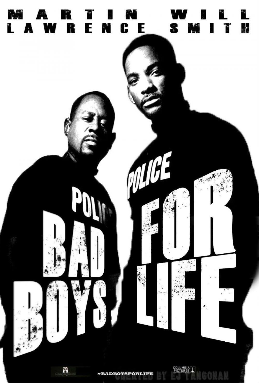 Bad Boys for Life Poster #1