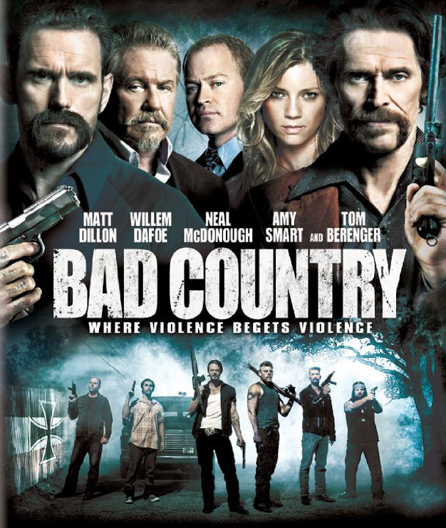 Bad Country Poster #1