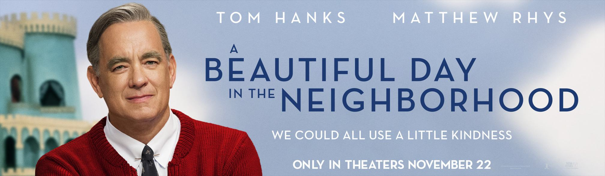 A Beautiful Day in the Neighborhood Poster #2