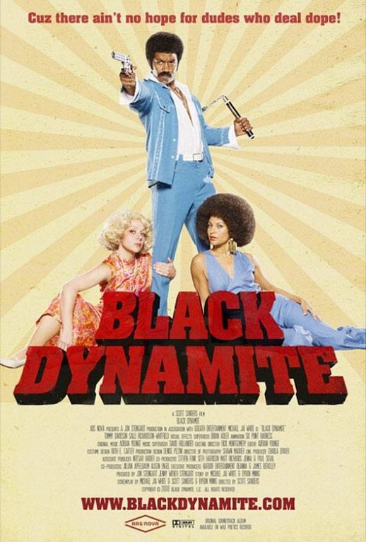 Black Dynamite Poster #5