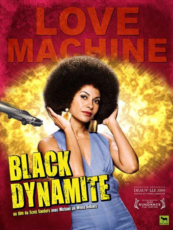 Black Dynamite Poster #8