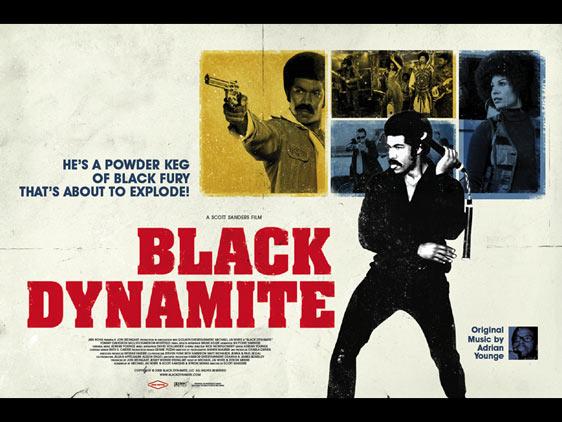 Black Dynamite Poster #1