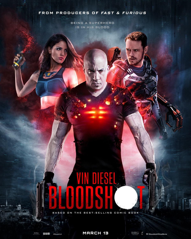 Bloodshot Poster #2