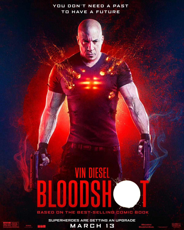Bloodshot Poster #1