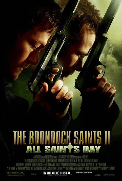The Boondock Saints II: All Saints Day Poster #3