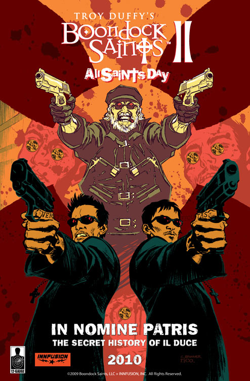 The Boondock Saints II: All Saints Day Poster #1