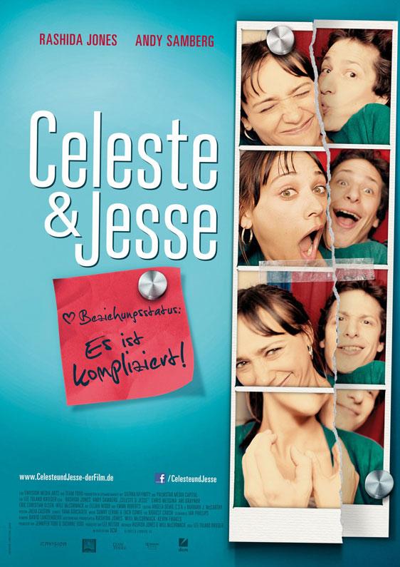 Celeste and Jesse Forever Poster #2