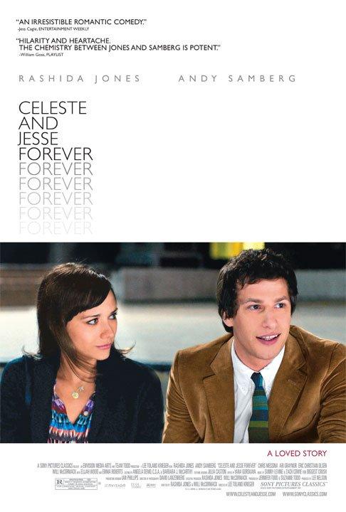 Celeste and Jesse Forever Poster #1