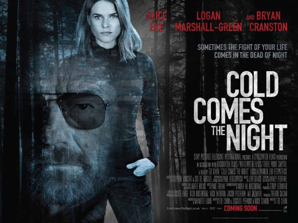 Cold Comes the Night Poster #1