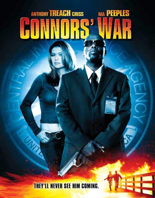 Connors' War Poster #1