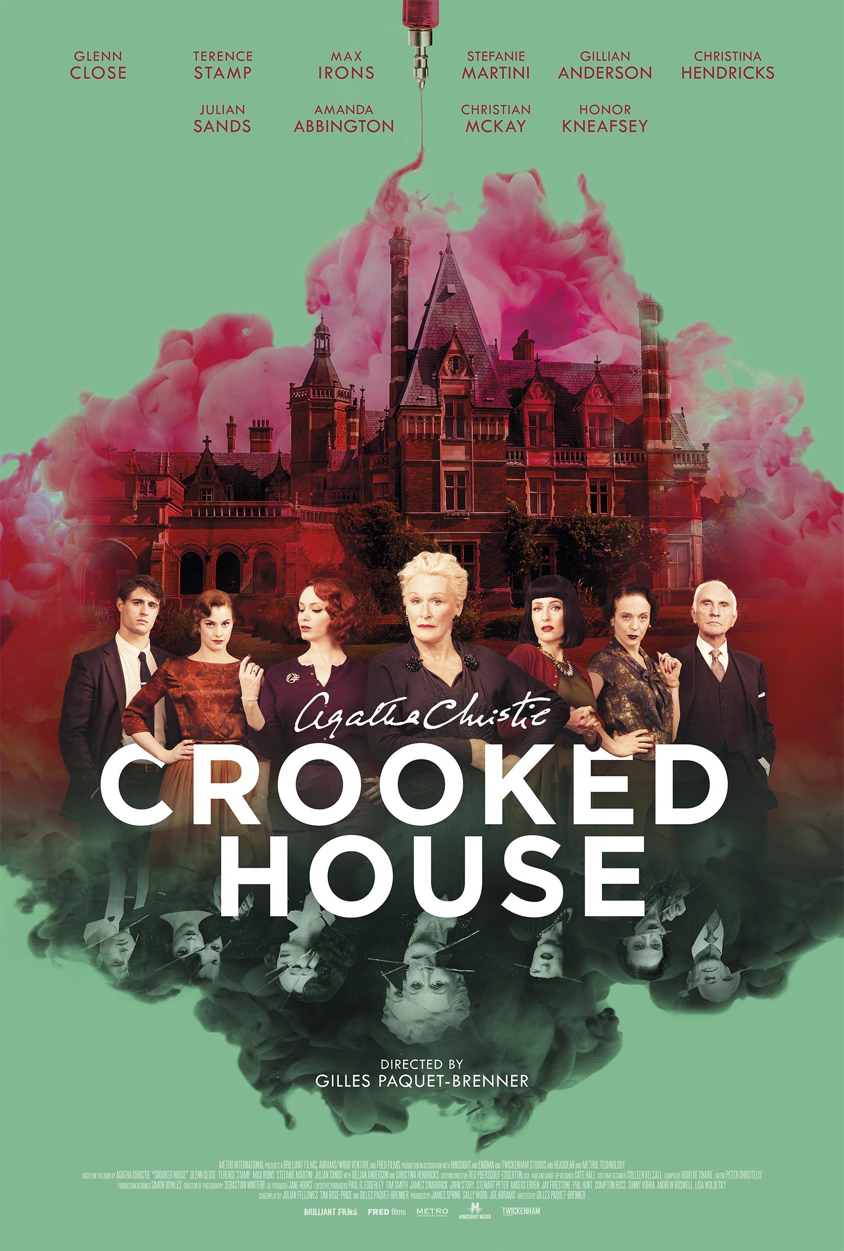 Crooked House Poster #1