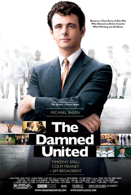 The Damned United Poster #2