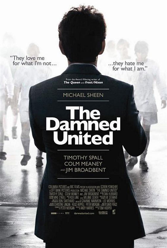 The Damned United Poster #1