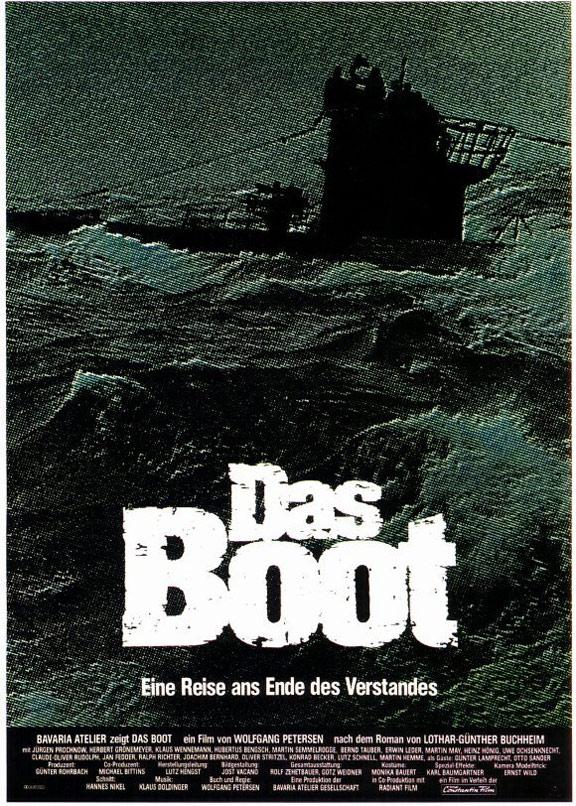 Das Boot Poster #1