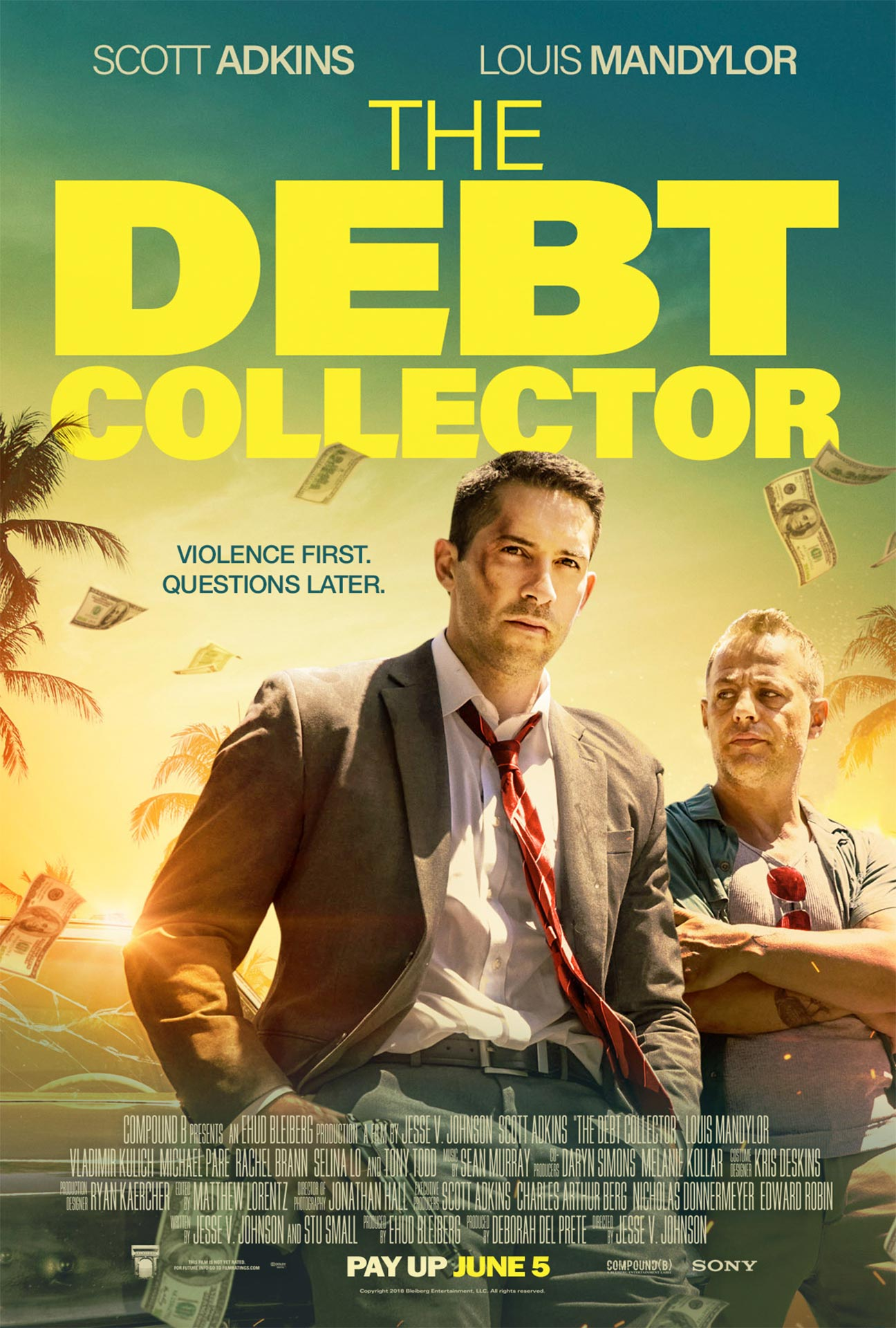 The Debt Collector Poster #1