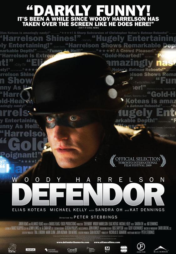 Defendor Poster #2