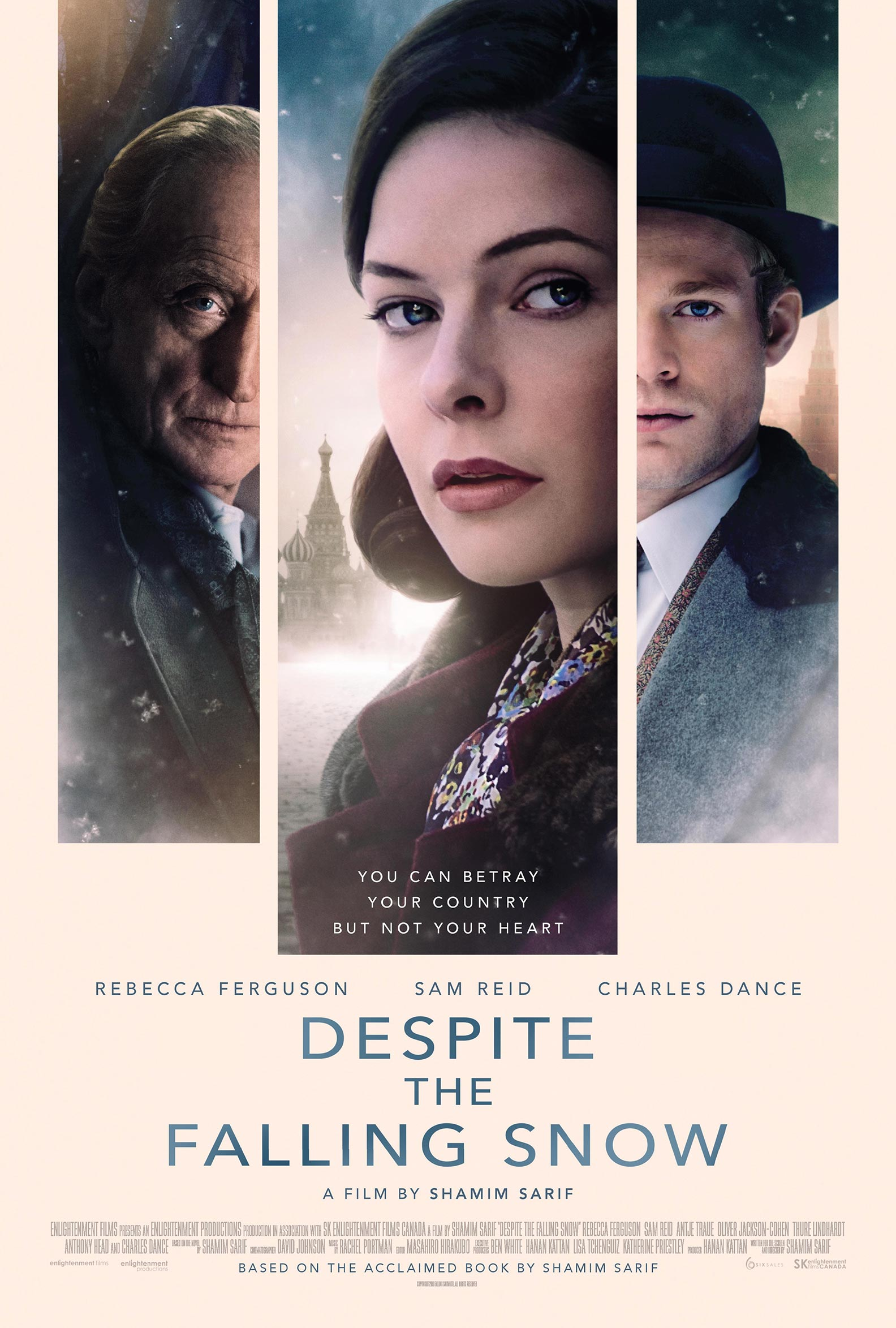 Despite the Falling Snow Poster #1