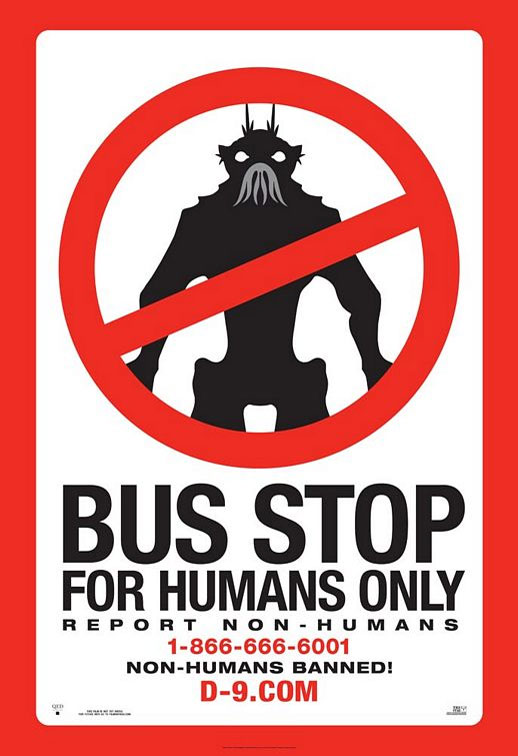 District 9 Poster #9