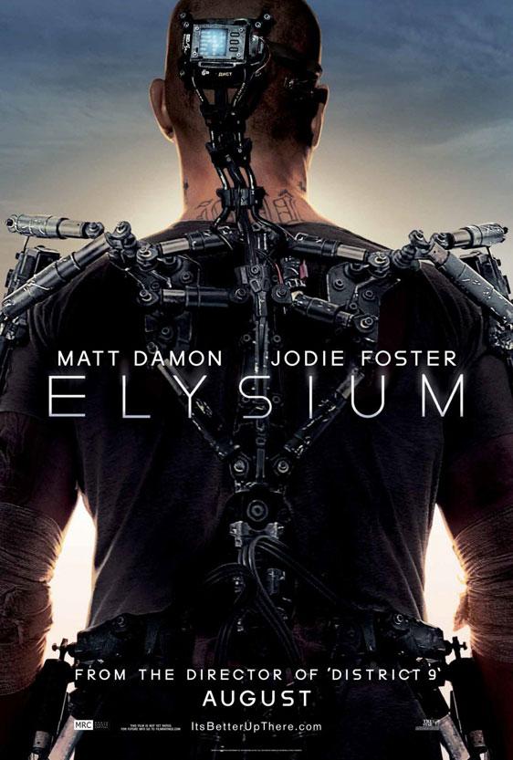 Elysium Poster #1