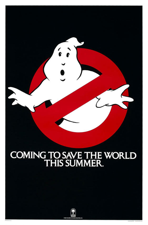 Ghostbusters Poster #1