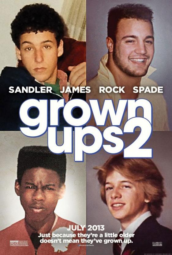 Grown Ups 2 Poster #3