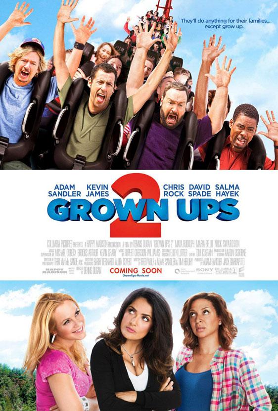 Grown Ups 2 Poster #4