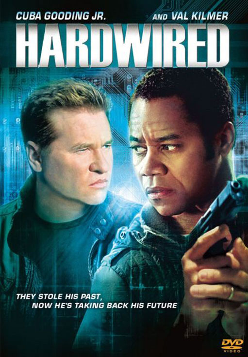Hardwired Poster #1