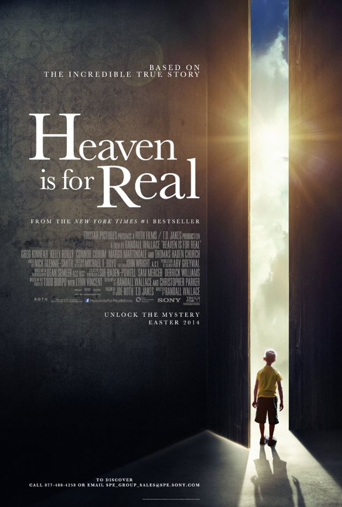 Heaven Is for Real Poster #1