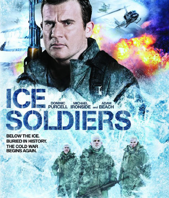 Ice Soldiers Poster #1
