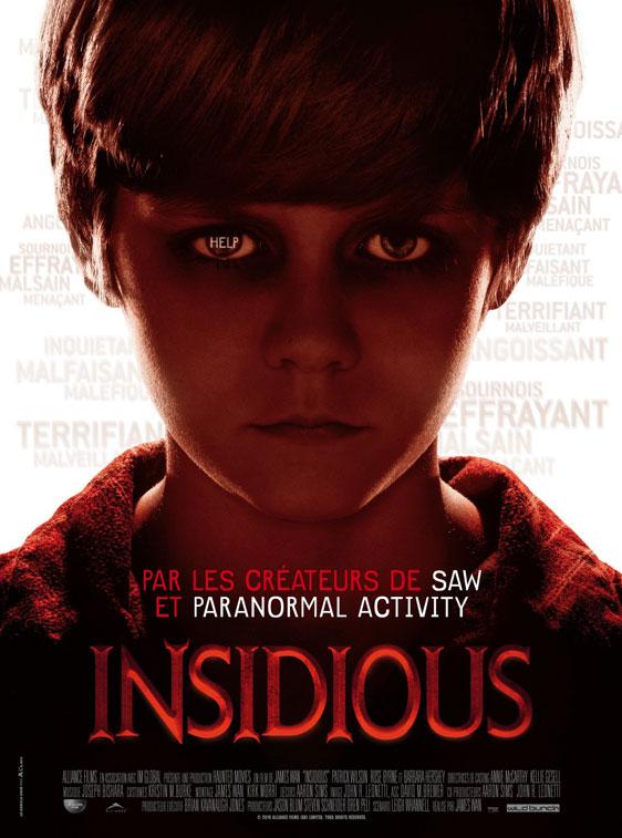 Insidious Poster #4