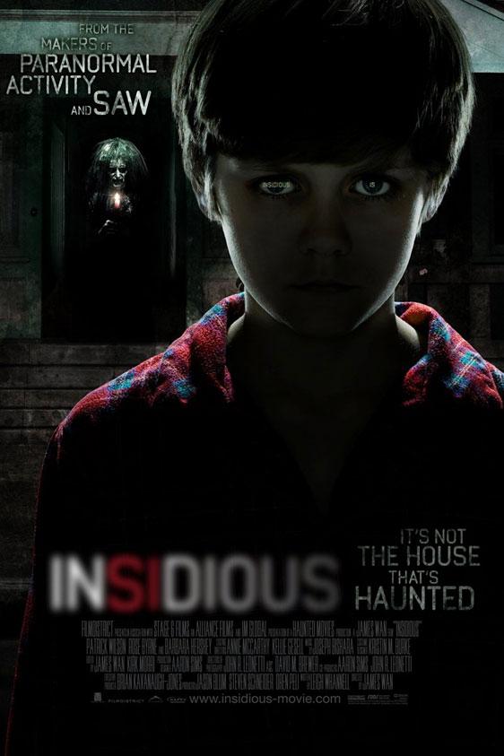 Insidious 2011 Poster 5 Trailer Addict