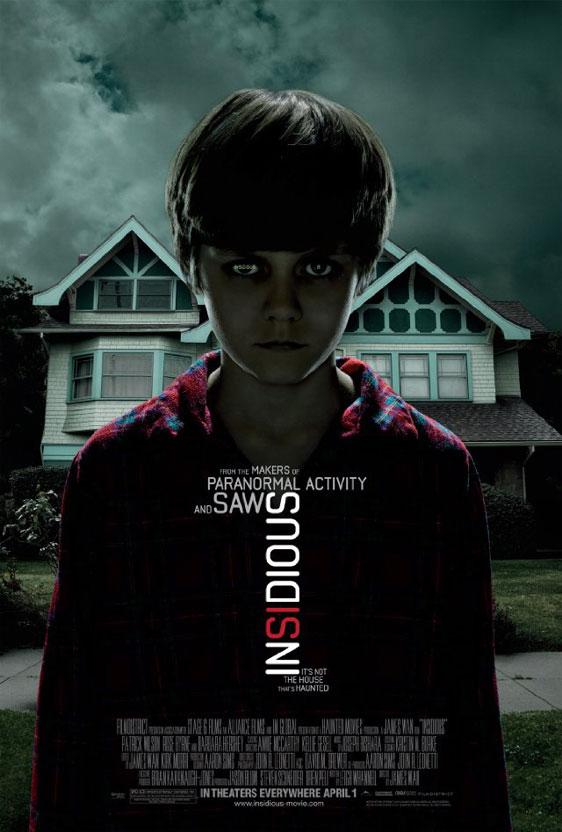 Insidious Poster #1