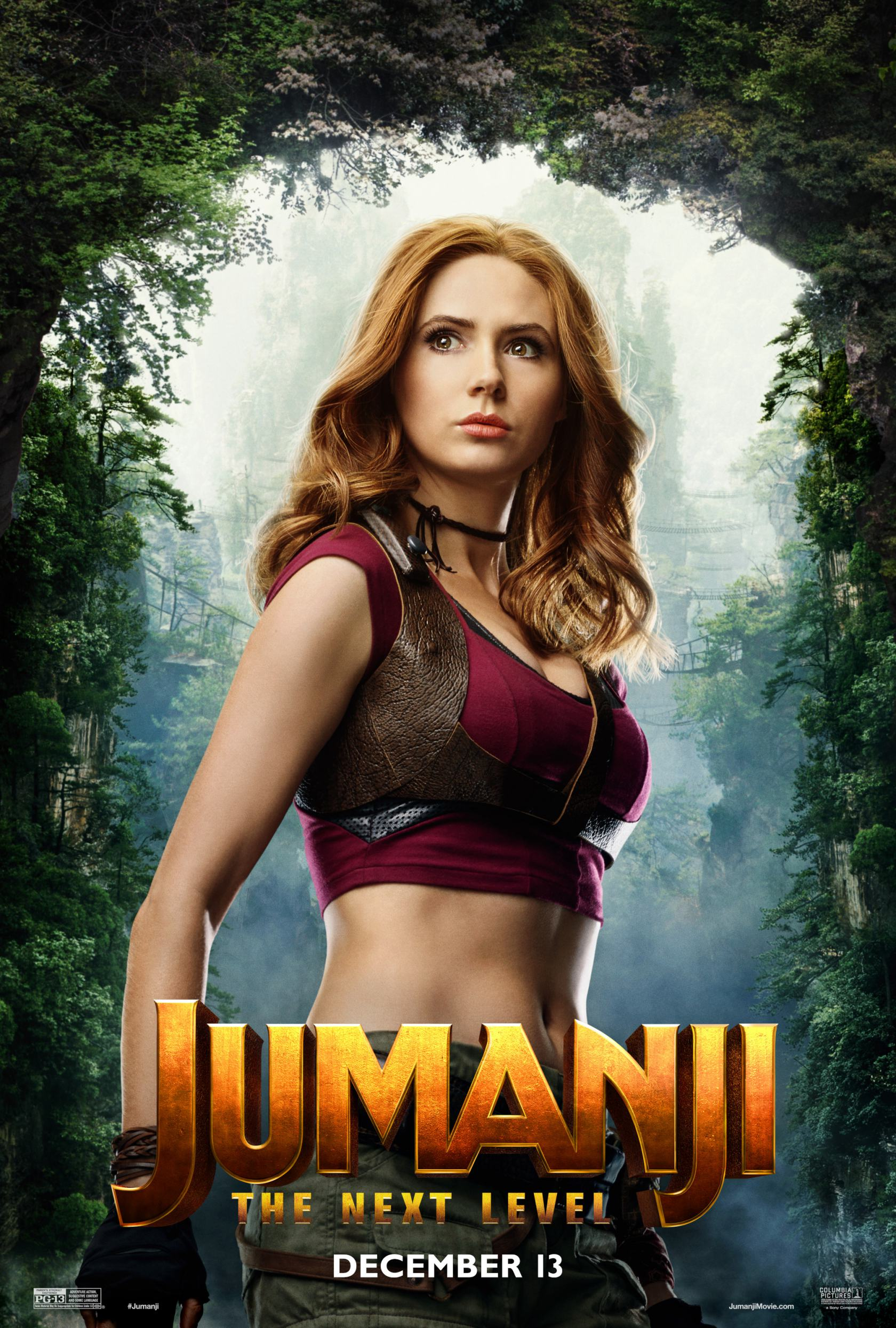 Jumanji: The Next Level Poster #2