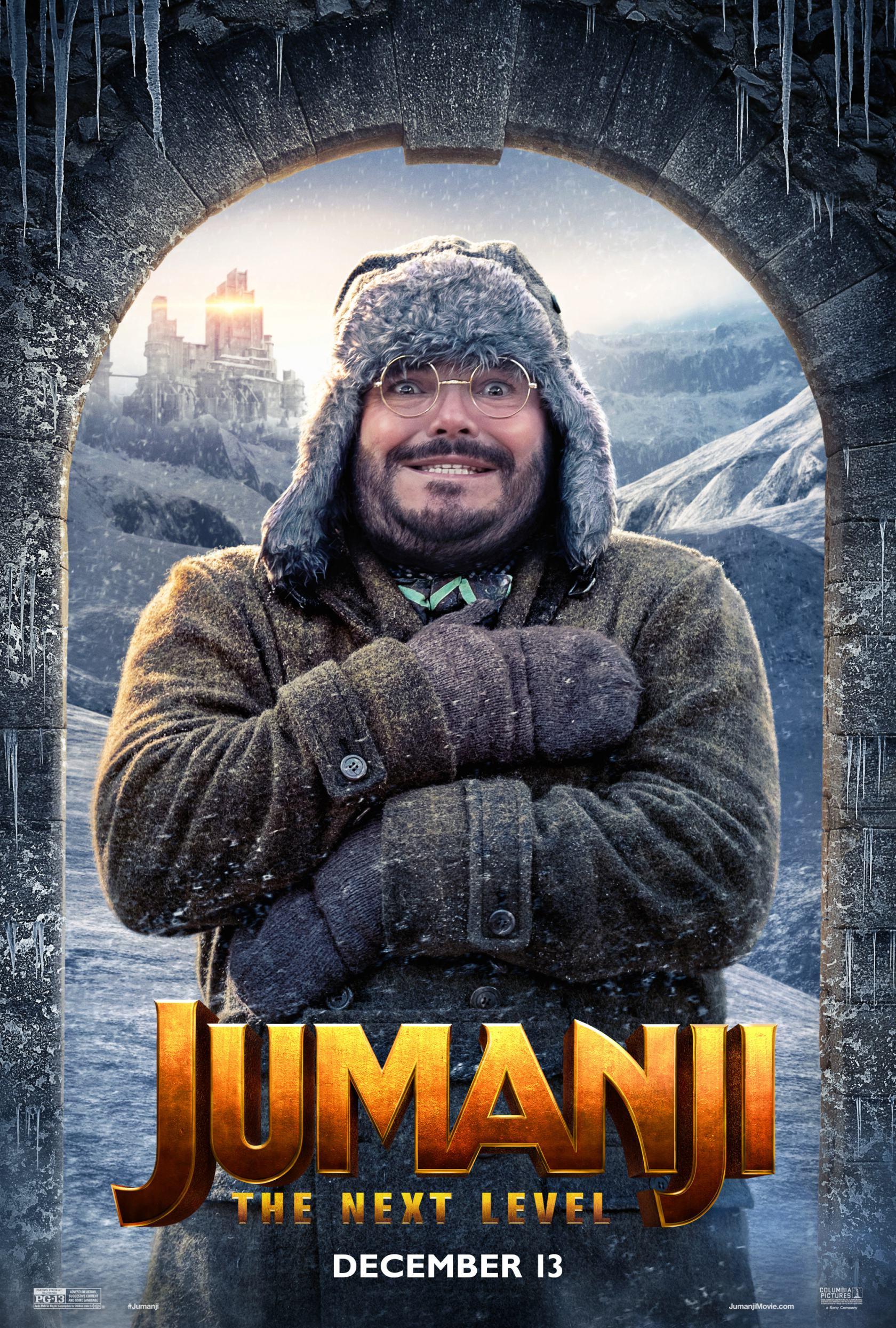 Jumanji: The Next Level Poster #3